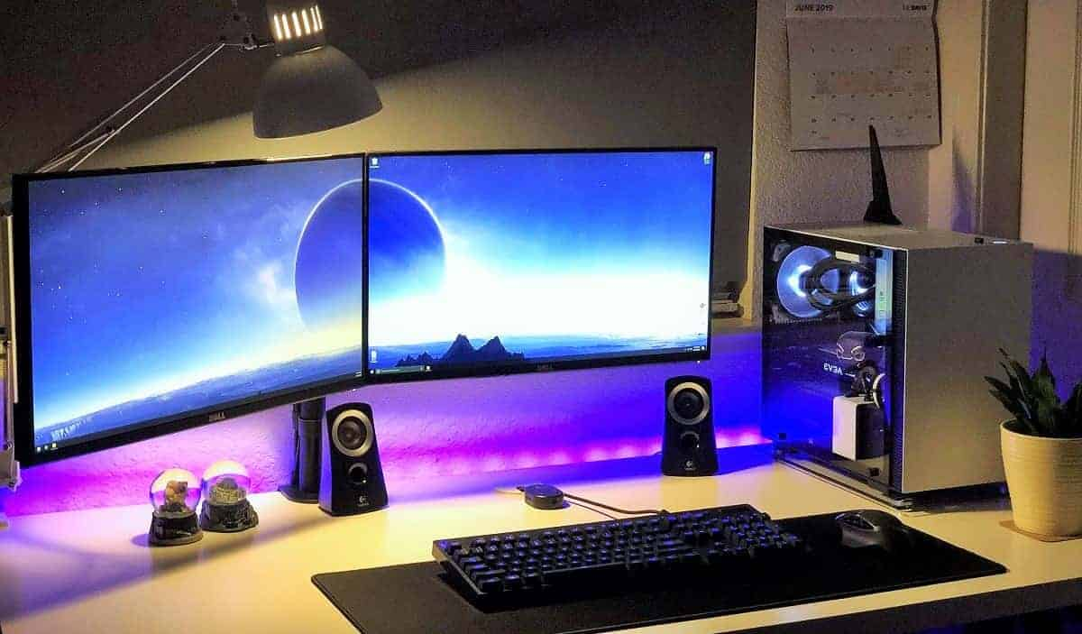 connect two monitors to laptop 2