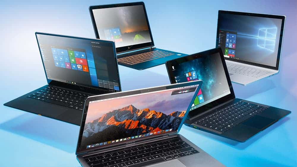 best laptops under 1000 dollars