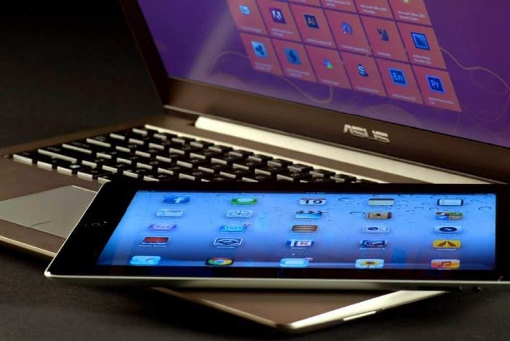 tablet vs laptop: pros & cons