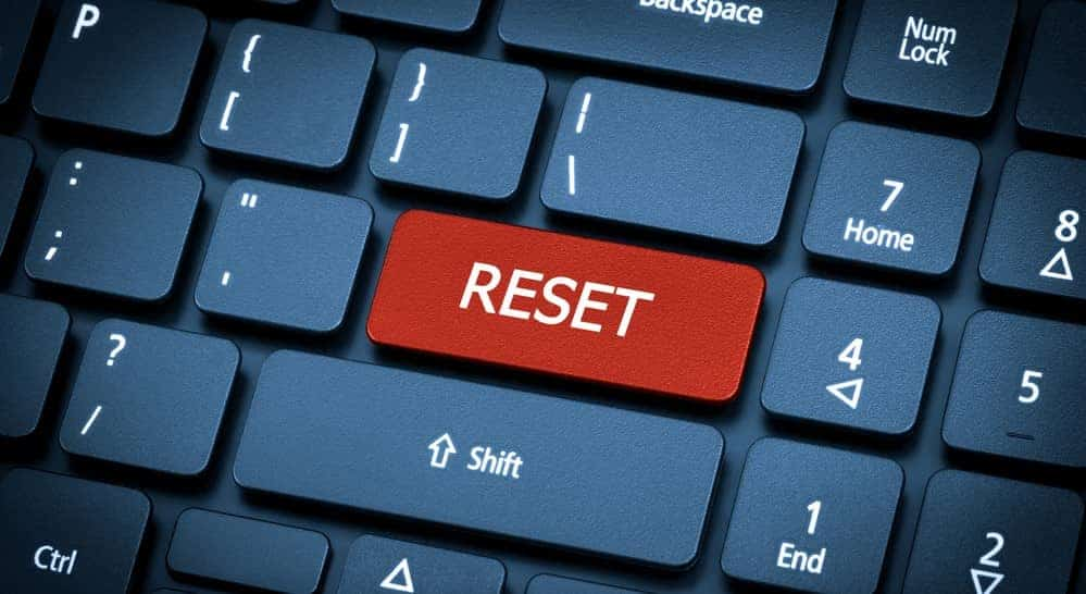 will factory reset make a laptop faster